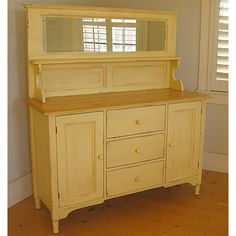 Bradshaw Kirchofer Cottage Hutch @LaylaGrayce