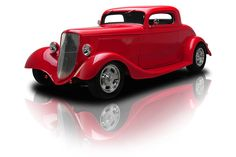1933 Ford Coupe | RK Motors Charlotte | Collector and Classic Cars