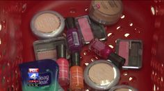 This article was on KC Fox news today. It talks about the harmful chemicals that are in the products we use everyday - make-up, shampoo, bath soap.