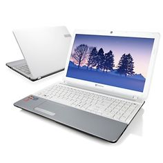 """Gateway 15.6"""" LCD Quad-Core, 4GB RAM, 750GB HDD Laptop Computer with Webcam and 2-Year Warranty at HSN.com."""