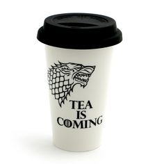 Handmade gift Game of Thrones Tea Parody Eco Travel Mug *** Check this awesome product by going to the link at the image. Eco Cup, Game Of Thrones, Toy Kitchen, Kitchen Things, Yarn Bowl, Diy Games, Cool Mugs, Cool Websites, Funny Gifts