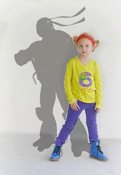 Ninja Turtle Birthday Embroidered Shirt by KKsKuteKreations, $20.00