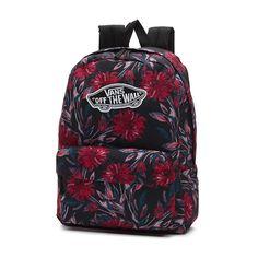 589156259b434 Plecak VANS WM Realm Black Dahlia - ePlecaki - do szkoły i na wakacje