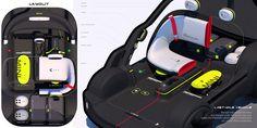Car Interior Sketch, Car Interior Design, Car Design Sketch, Interior Concept, Automotive Design, Car Sketch, Industrial Design Sketch, Robot Design, Transportation Design