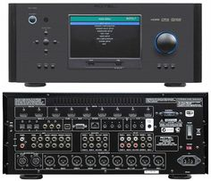 Overview of Rotel's RSP-1582 Reference 7.1 Channel AV Preamp/Processor