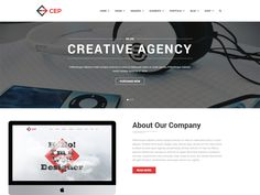 CEP is a clean and modern Business Free HTML Template. CEP PSD Template designed for convert into WordPress, Joomla, Magento, Other systems, Other Purpose. This one will be an amazing choice!