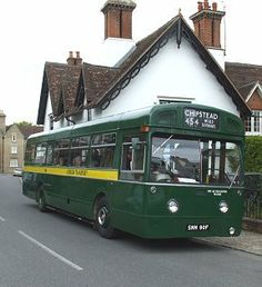 MB90 at Chipstead, May 2010
