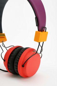Urbanears Plattan Colorblock Headphones #urbanoutfitters