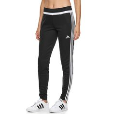 Women's Adidas Tiro 15 Climacool Soccer Pants. Lol, I basically live in mine.