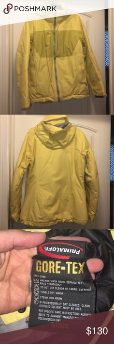 Arc'teryx Gore-tex Ski Coat This coat is amazing and in perfect condition. Super warm and comfortable but light and not bulky! Tons of pockets, packable hood and many more features! It will keep you warm and dry on the slopes or around town! Arc'teryx Jackets & Coats