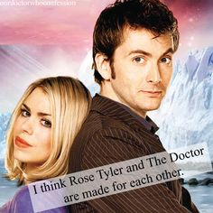 Doctor Who Confessions