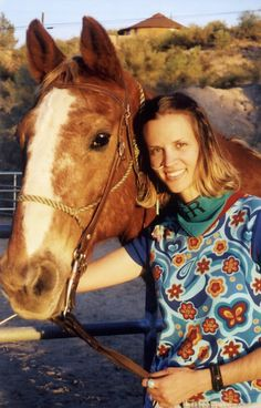 KC and Jake  - victory over anorexia through equine therapy