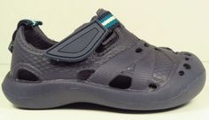603b692625ea Details about Place Maui Breezer Water Shoes In Navy Blue Size 5 (Toddler  Preschooler)