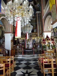 Sifnos Island Greece Orthodox Churches