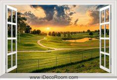 3D Missouri Lees Summit Estados Unidos window wall sticker art decal IDCCH-LS-000879