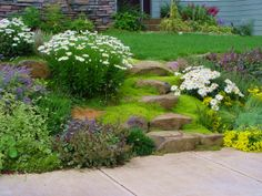Would love this kind of walkway to my raised garden beds!