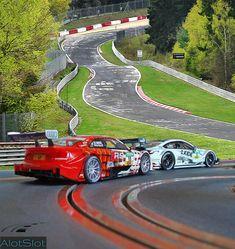 1/32 scale Audi A5 DTM (scalextric) vs BMW M4 DTM (carrera) at Nürburgring . #slot #slotcar #Scalextric #Nurburgring #dtm #audi #a4 #A5 #BMW #M4 #bmwm4 #Mercedes #germany #mpower #GT #GP #wec #WRC #wtcc #toycar #pictoy #tuning #drone #miniature#dreamcars #diecast #hotwheels #motorsports #landscape #contemporaryart Hot Wheels, Bmw M4, Audi A5, Slot Cars, Land Scape, Carrera, Hobbies, Photoshop, Racing
