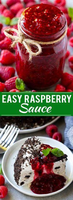 Raspberry Sauce Reci