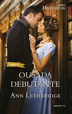 Ousada Debutante: Harlequin Históricos - ed.174 por Ann L... https://www.amazon.com.br/dp/B01MFF28DL/ref=cm_sw_r_pi_dp_x_ml5DybNCJNW3Q