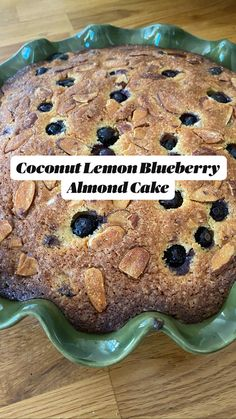 Baking Recipes, Cake Recipes, Dessert Recipes, Delicious Desserts, Yummy Food, Almond Cakes, Cupcake Cakes, Cupcakes, Let Them Eat Cake
