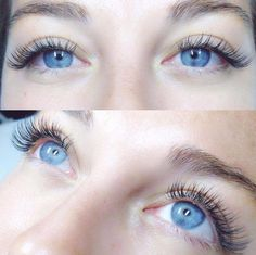 - Classic Lash Extensions - Full Set $140 @pure253 @purebeautybar253 Pure Beauty Bar & Spa