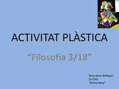 PPT - ACTIVITAT PLÀSTICA PowerPoint Presentation - ID:4582315 Tiana, Picasso, Presentation, Art, Art Background, Kunst, Performing Arts