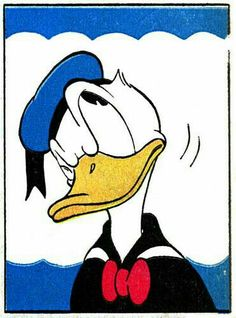 From Donald Duck Finds Pirate Gold by Carl Barks, Donald Duck Comic, Mickey Mouse Donald Duck, Donald And Daisy Duck, Mickey Mouse And Friends, Walt Disney, Disney Duck, Tweety, Duck Illustration, Pirates Gold