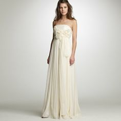 Alot to like about this dress.