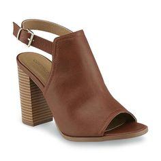 Covington Women's Khloe Cognac Slingback Sandal $33