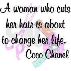 Hair Stylist Quote