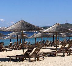 Sun is here! Plan your #summer #vacation with us!  #PortoCarras #summeriscoming #beach #Halkidiki #Sithonia #visitgreece #visithalkidiki #santinxalkidikidenexei