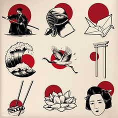 Find Japanese Tradition Style Illustration stock images in HD and millions of other royalty-free stock photos, illustrations and vectors in the Shutterstock collection. Japanese Drawings, Japanese Tattoo Art, Japanese Tattoo Designs, Japanese Prints, Japan Tattoo Design, Japanese Tattoo Samurai, Japanese Tattoo Women, Japanese Tattoo Symbols, Japanese Artwork