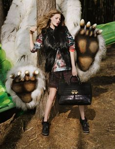 MULBERRY FALL 2012  TIM WALKER