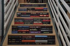 If you're an avid reader, want to look for more ways to infuse your love of books into your life, then you should take a look this list of things that bookworm should have in their dream home. Check out below 28 pictures. #22 bathtub with a home library is my favorite. 1. A literary …
