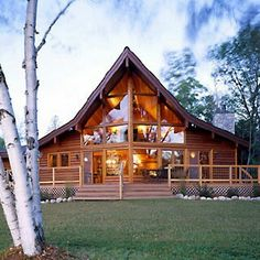 Post and Beam Home Designs and Floor Plans - Lindal Cedar Homes ...