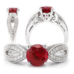 Diamond engagement rings… 15 Diamonds have fascinated mankind for more than four Bulgari ruby ring from the high jewellery collection rings sold in America are now bought by women treating themselves. Description from rubyengagementringsbatov.blogspot.com. I searched for this on bing.com/images