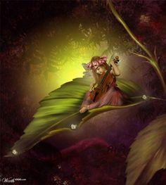 Fairy's Serenade - Worth1000 Contests