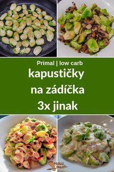 Diet Recipes, Healthy Recipes, Low Fodmap, Low Carb Diet, Sprouts, Potato Salad, Paleo, Potatoes, Vegetables