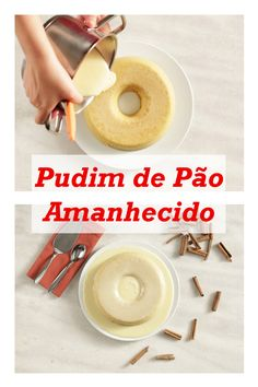 Food Network Recipes, Cooking Recipes, Healthy Recipes, Stale Bread, Complete Recipe, Portuguese Recipes, Breakfast Dessert, Snack, Food And Drink