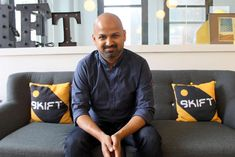 Interview: Skift CEO Rafat Ali on Travel Industry's Sensory Deprivation Bubble – Skift https://cstu.io/3bc5b6