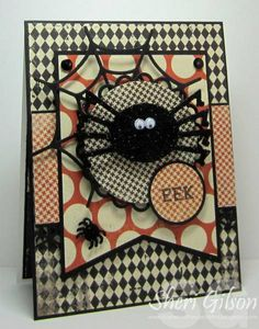 EEK, DS74 by PaperCrafty - Cards and Paper Crafts at Splitcoaststampers