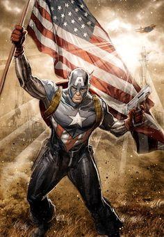 Bucky Barnes: Capitão América ou Soldado Invernal!