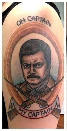 25 Tattoos From 2014 Emmy-Nominated Shows, Ft. Breaking Bad, Parks & Rec, And More