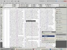 InDesign CS5, magazine layout, part2, more text styles.mp4
