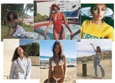 Natasha Poly aux sommets des pistes de Courchevel, Alessandra Ambrosio dans un jardin à Shanghai, Taylor Hill dans une piscine à Miami... Après un mois de Fashion Week intense, les tops en vogue prenaient le large. L'occasion de découvrir en images, leurs meilleurs moments ressourçants, à travers les différents filtres Instagram.