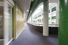 MKDC Workspace Design | Department of Education | Corridor