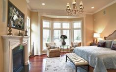 Elegant Bedroom Lifestyle
