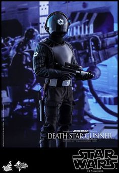 The Death Star was the Empire's ultimate weapon: a moon-sized space station with the ability to destroy an entire planet. To operate this technological terror, crews of Death Star gunners served aboard both Imperial battle stations, manning their heavy turbolasers. Elite gunners operated the Death Star superlaser, aware that the power at their fingertips could destroy a planet.  Today, Hot Toys is pleased to officially introduce the 1/6th scale collectible figure of Death Star Gunner Star…
