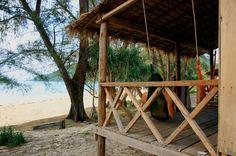 the nomad lab · Koh Rong Saloem, Cambodia: Lazy Beach