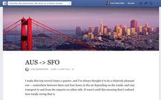 Facebook Notes. Le réseau social remet au goût du jour les blogs. #Wp